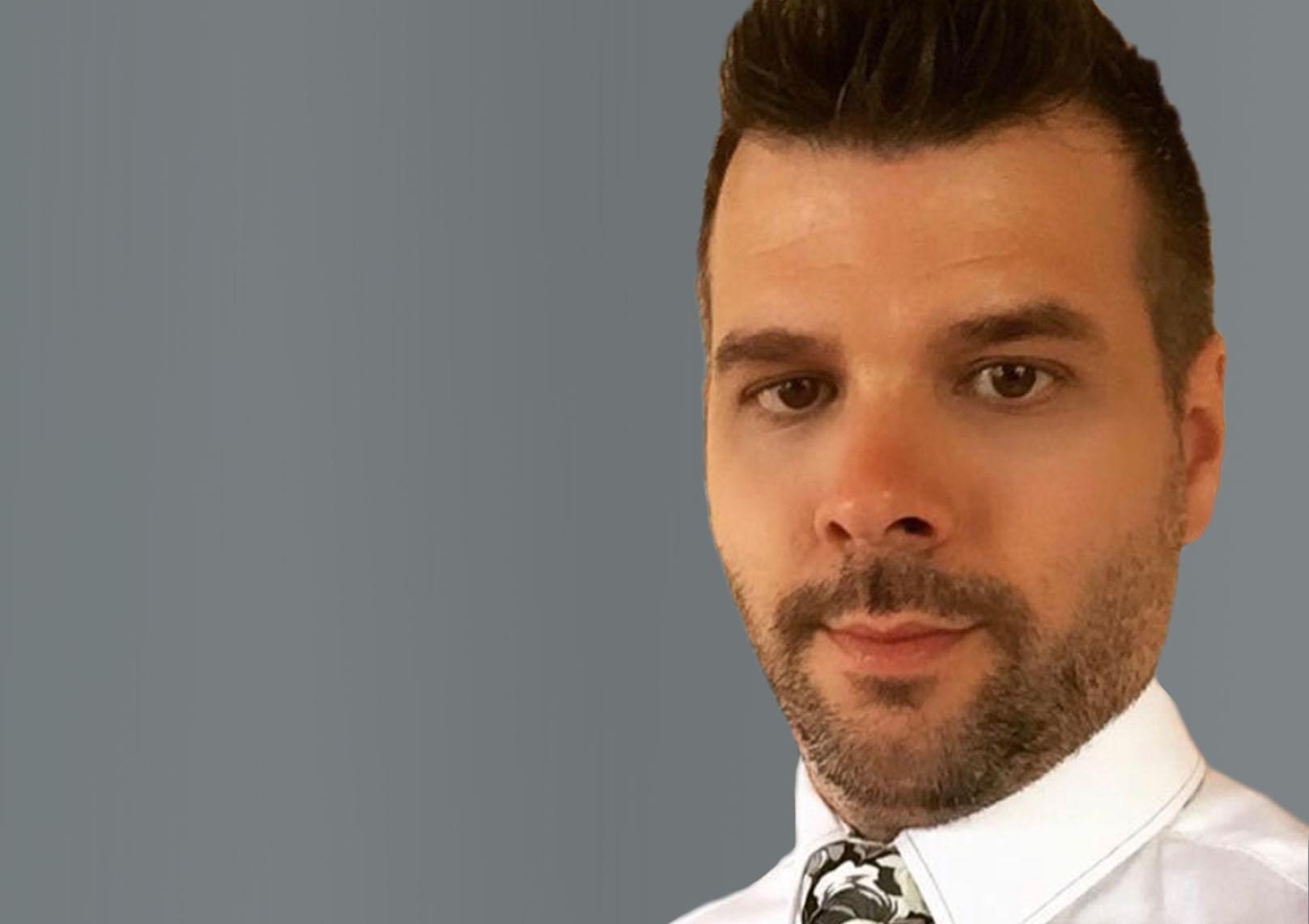 A photo of Stephane Moisan